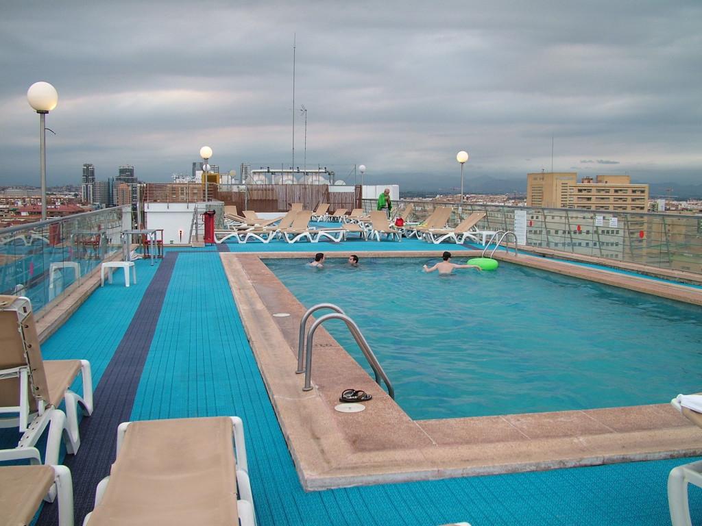 Expo Hotel spania valencia