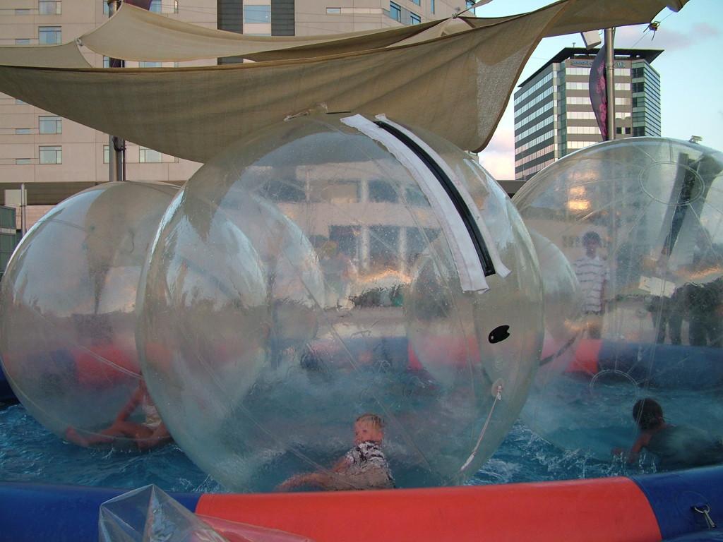 Diagonal Mar handlesenter med aktiviteter for barn og ungdom
