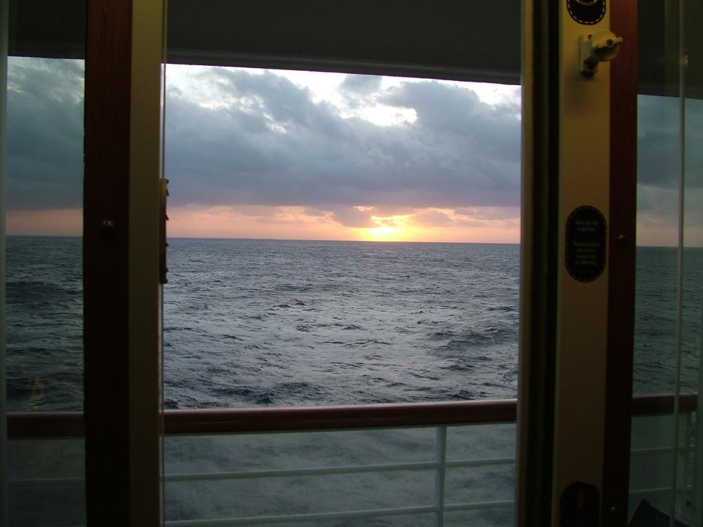 Reisetips for alle som skal reise med familie eller barn til USA eller utlandet på ferie - Lugaren med balkong disney cruise