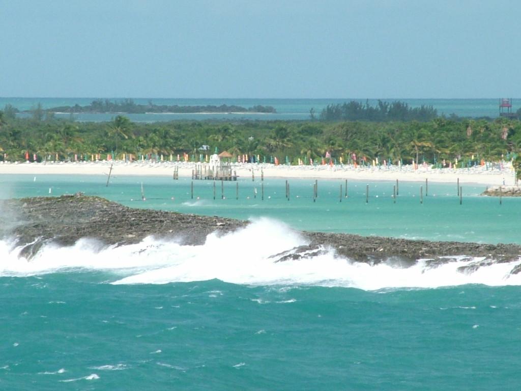 Reisetips for alle som skal reise med familie eller barn til USA eller utlandet på ferie - Bahamas Disney cruise karibien