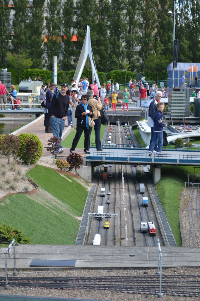 Den Haag - herlig atmosfære Nederland Holland