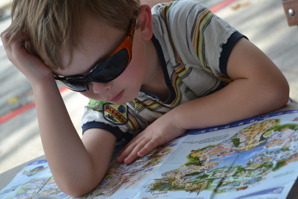 Reisetips: La barn få lov til å ta del i planleggingen av ferie i Disneyparkene i Orlando Florida USA