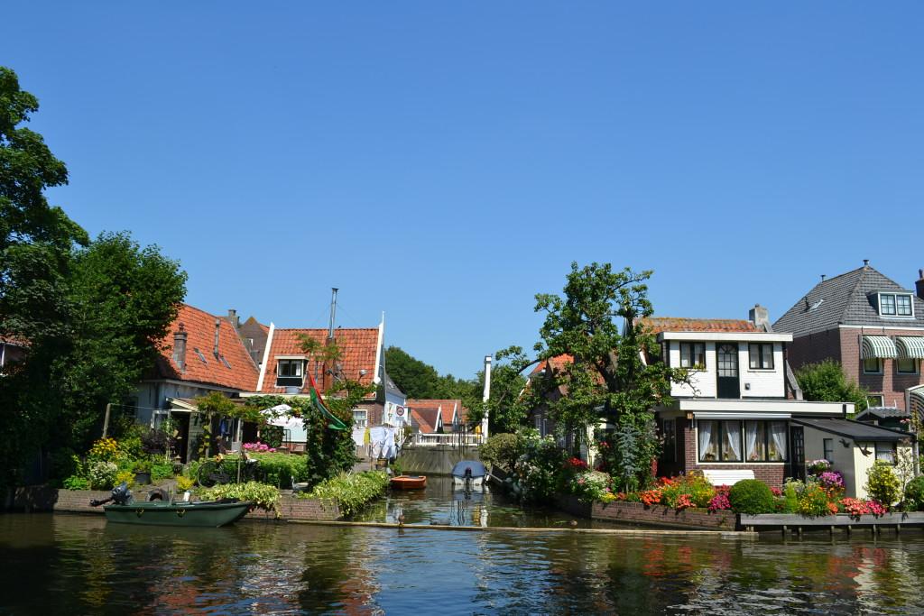 Nydelige Edam Nederland Holland