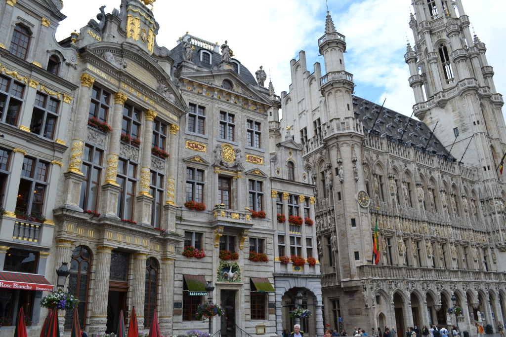 Grand Place Brussel reisetips belgia