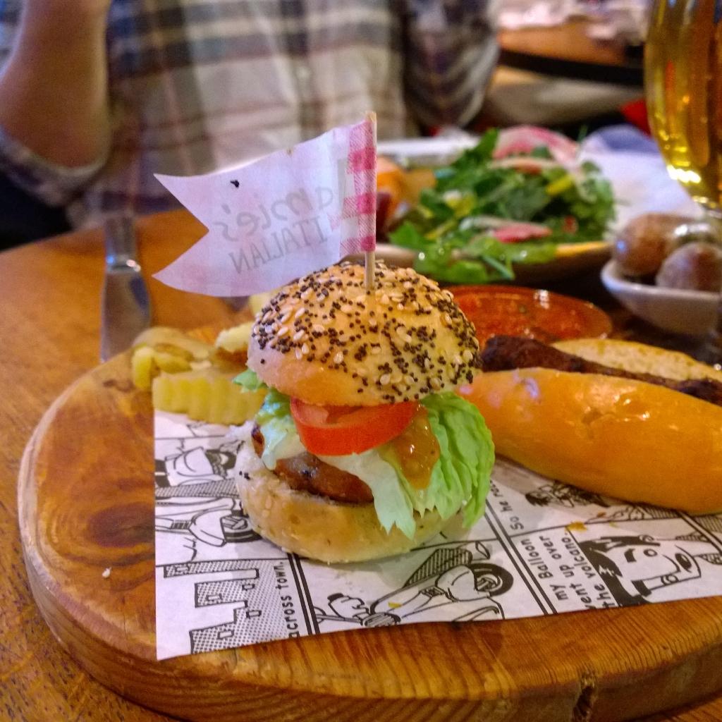 Jamie Oliver Restaurant i Glasgow