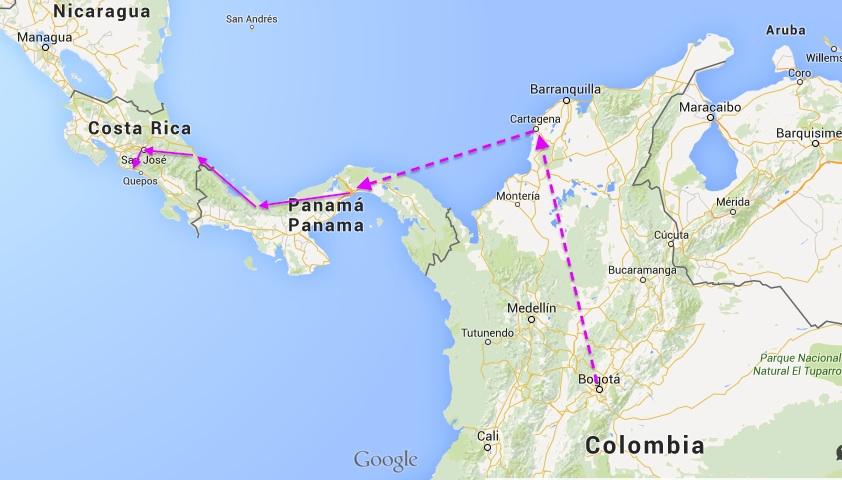 Reisetips BogotaCartagena Columbia