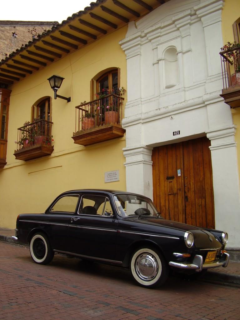 Bogota reisetips columbia