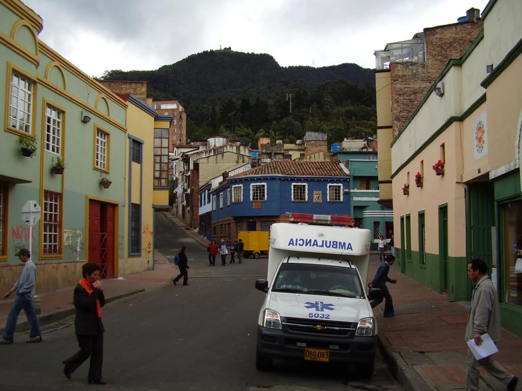 La Candelaria Reisetips BogotaCartagena Columbia