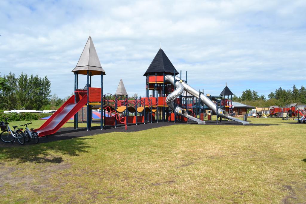 Reisetips for familie og barn - Populær lekepark Jambo camping