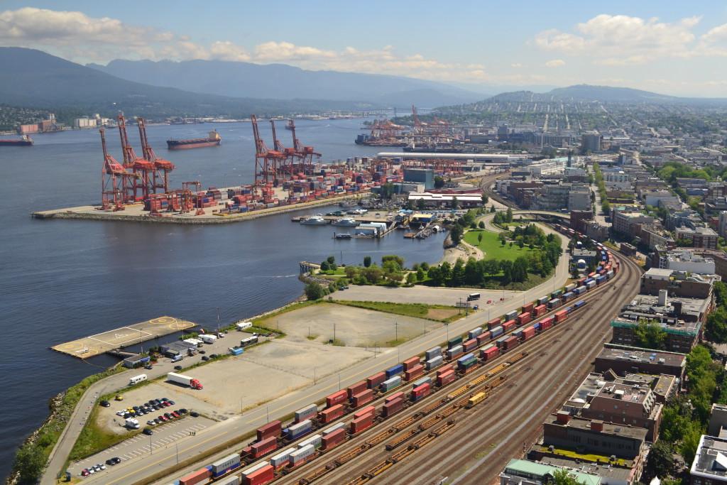 Havnen i Vancouver Reisetips Canada