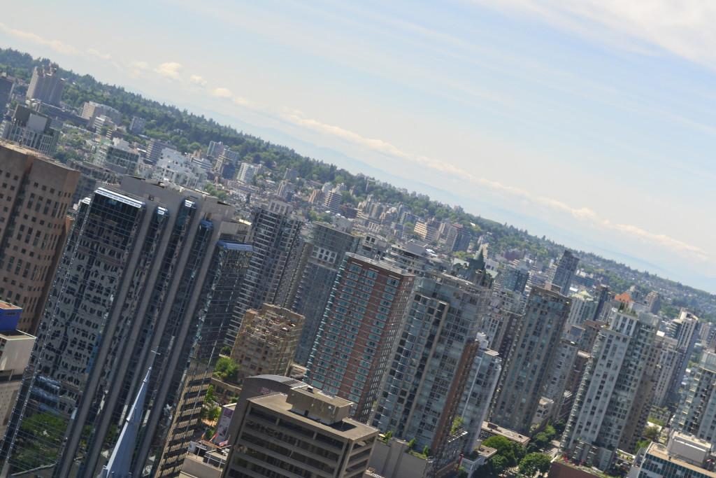Vancouver er en nydelig storby Reisetips Canada
