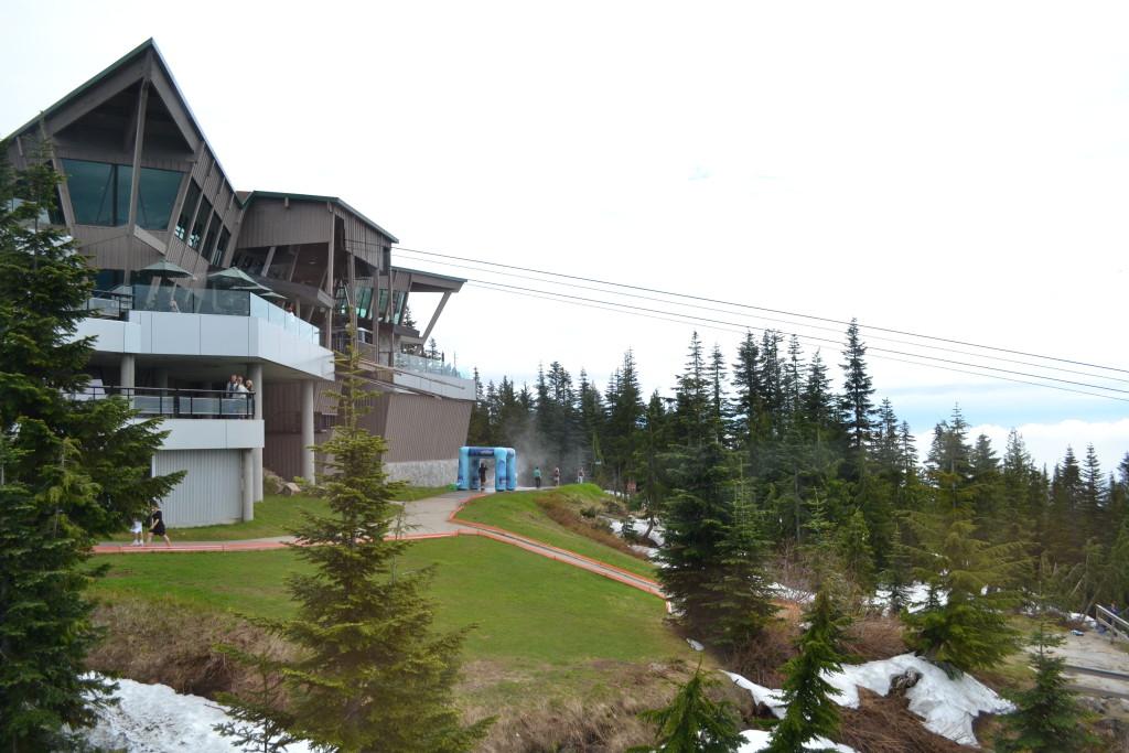 Canada reisetips Grouse Mountain