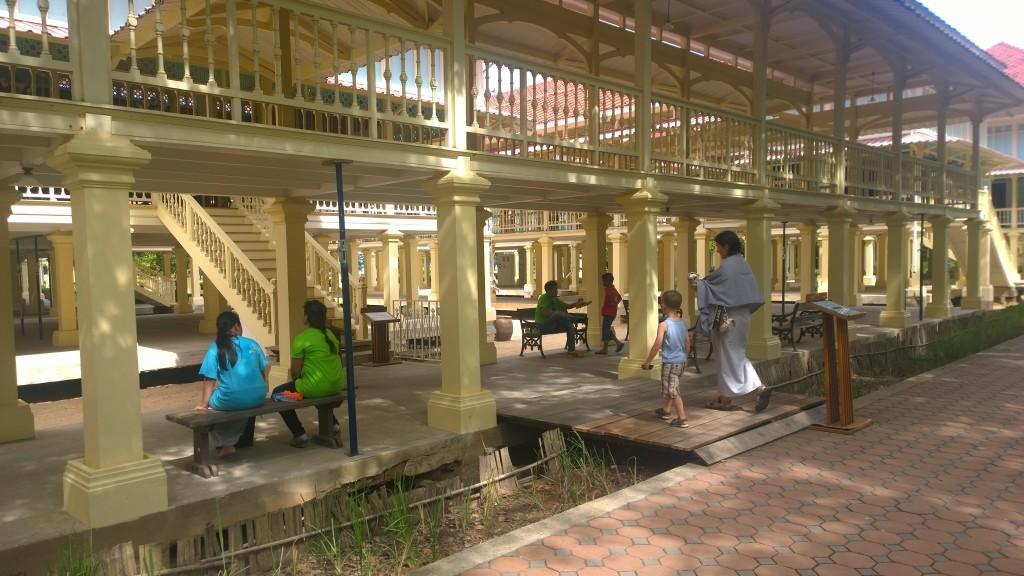 Royal Summer Palace thailand reisetips