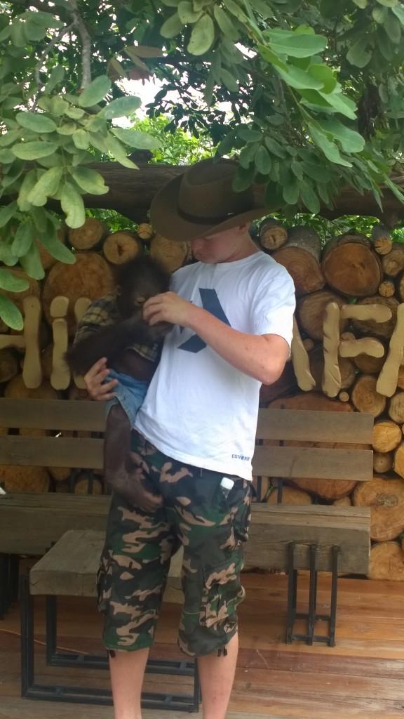 Hua Hin Safari park Thailand reisetips