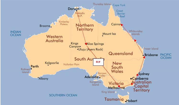 Australia reisetips