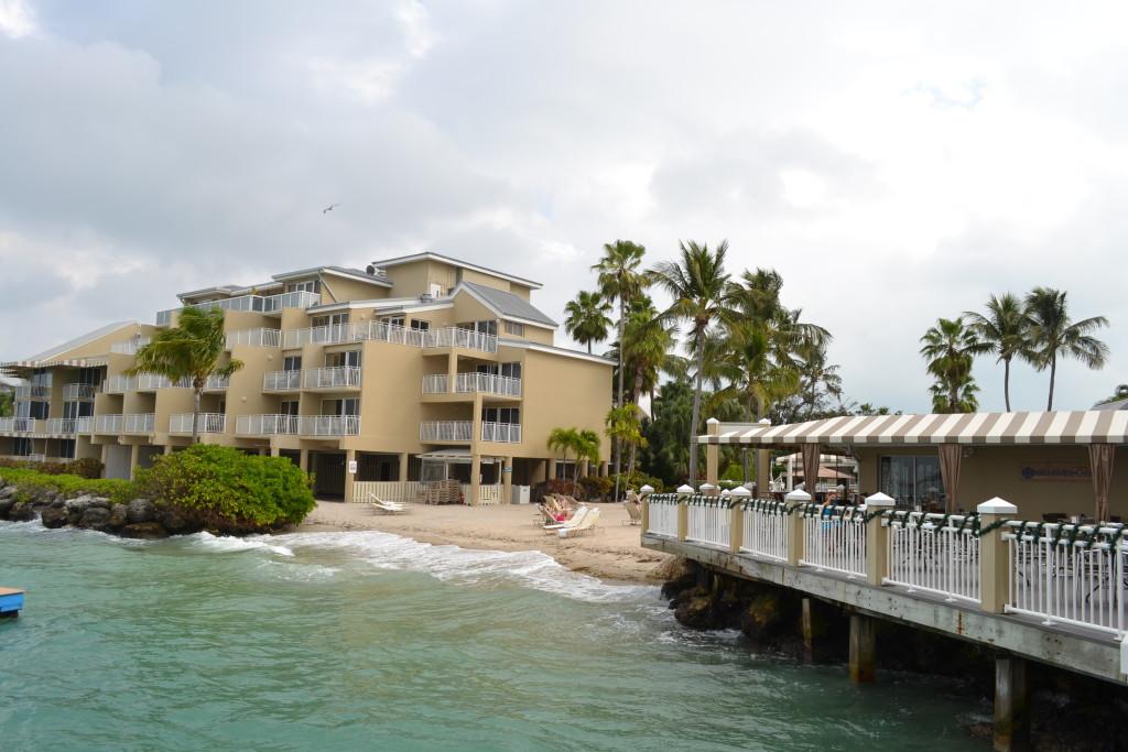 Reisetips for familier, barn og voksne - Pier House, Key West, Florida USA