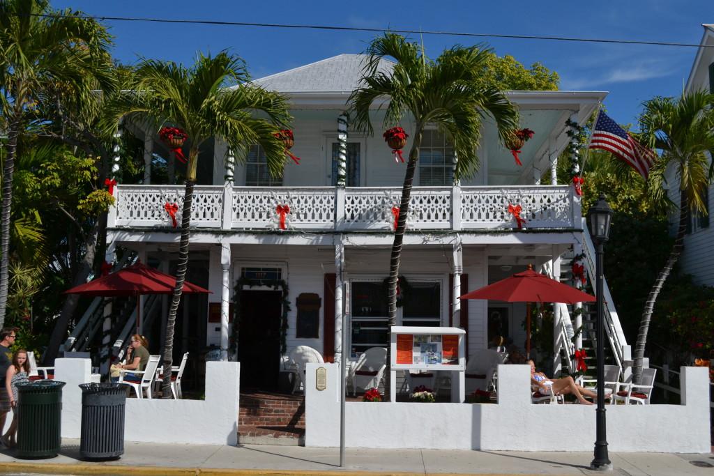 Reisetips for familier, barn og voksne - Herlige Key West. Florida USA