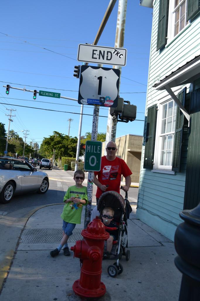Reisetips for familier, barn og voksne - U.S Route 1 Florida USA