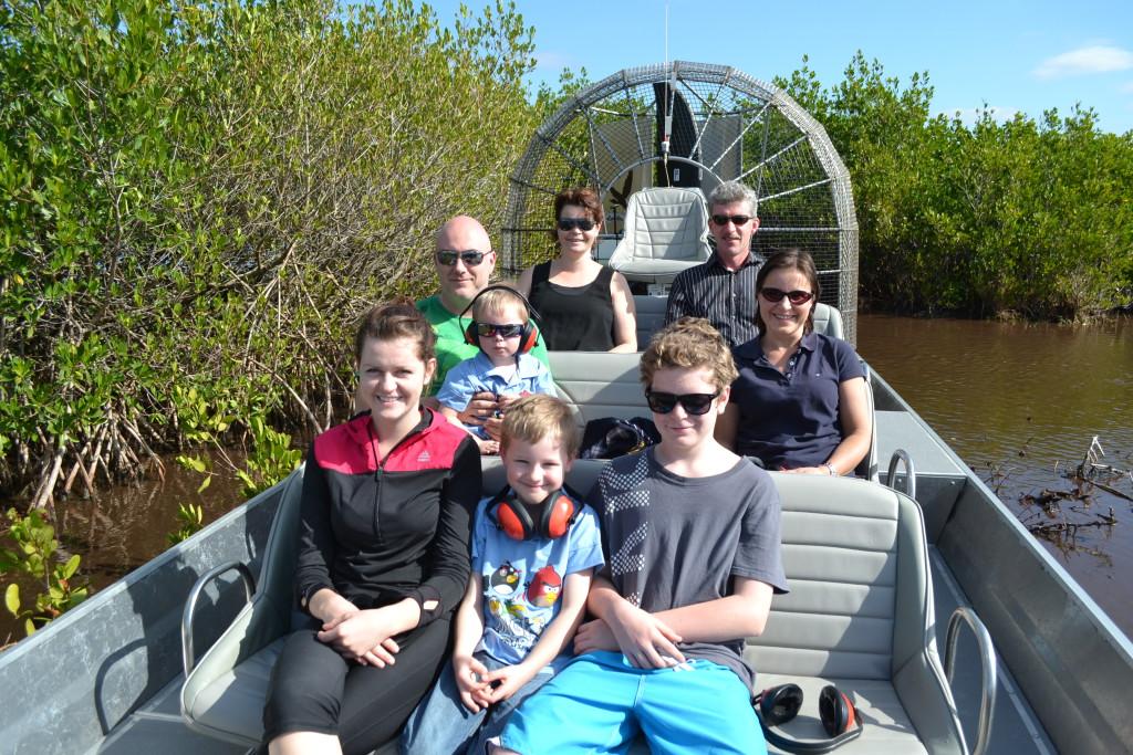 Reisetips for familier, barn og voksne - Florida USA alligator