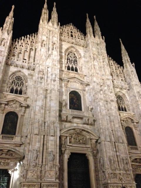 Milano Italia reisetips helgetur