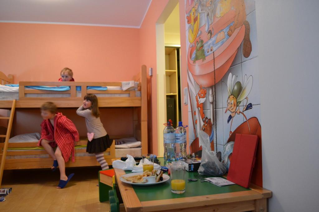 Hotel Latvia - flott sted for barnefamilier på tur til Riga. Hotellet har egne familierom