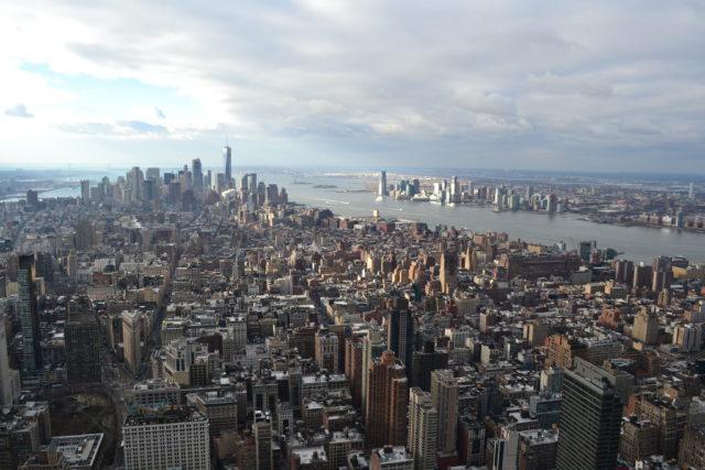Reisetips for storbyferie til New York Manhattan USA med barn og familie