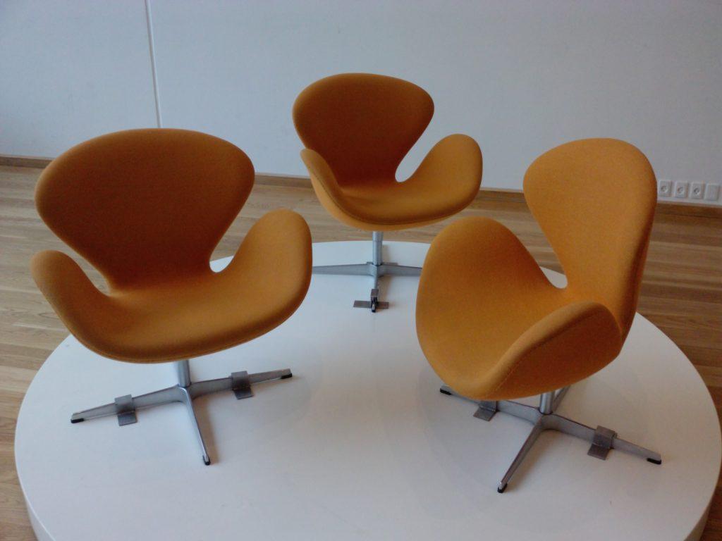 Fra klassisk Arne Jacobsen til moderne kunst på Lousiana