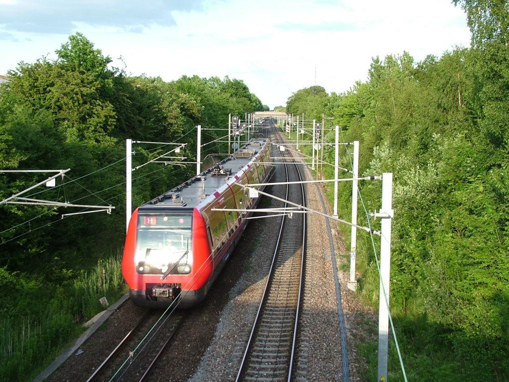 Toget til Frederikssund