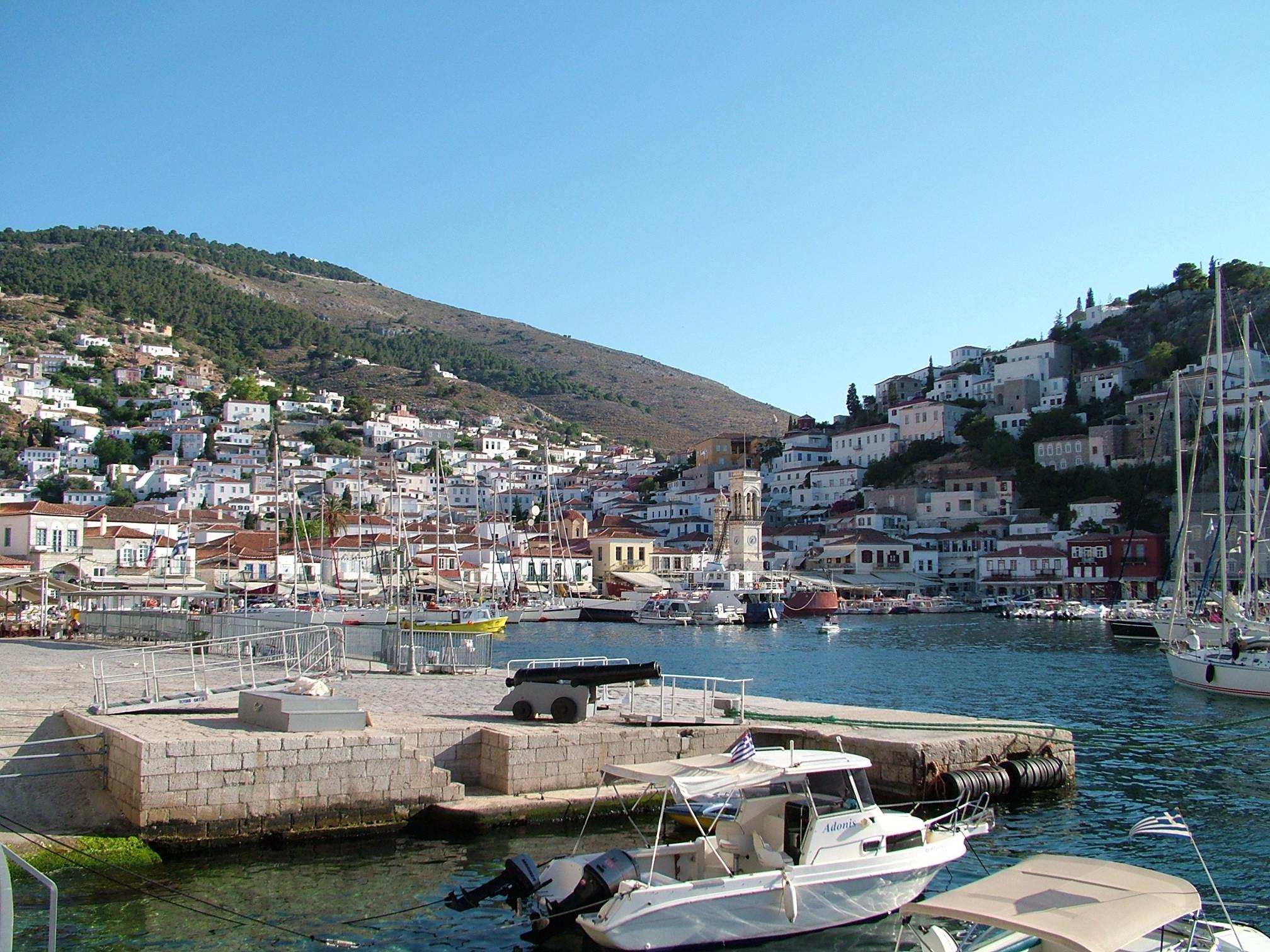 alitia gresk øy