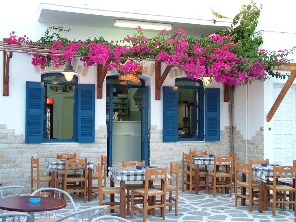 Reisetips, Hellas, Athen, Paros, øyhopping, barnevennlig, familieferie