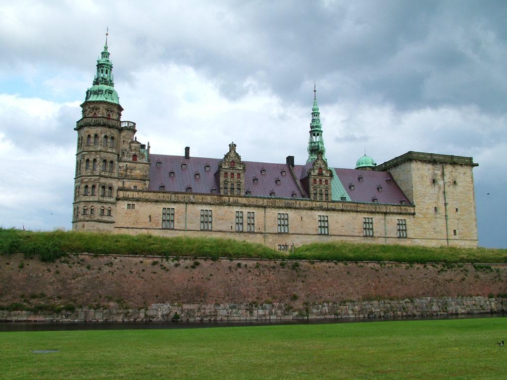 Kronborg slott i Helsingør
