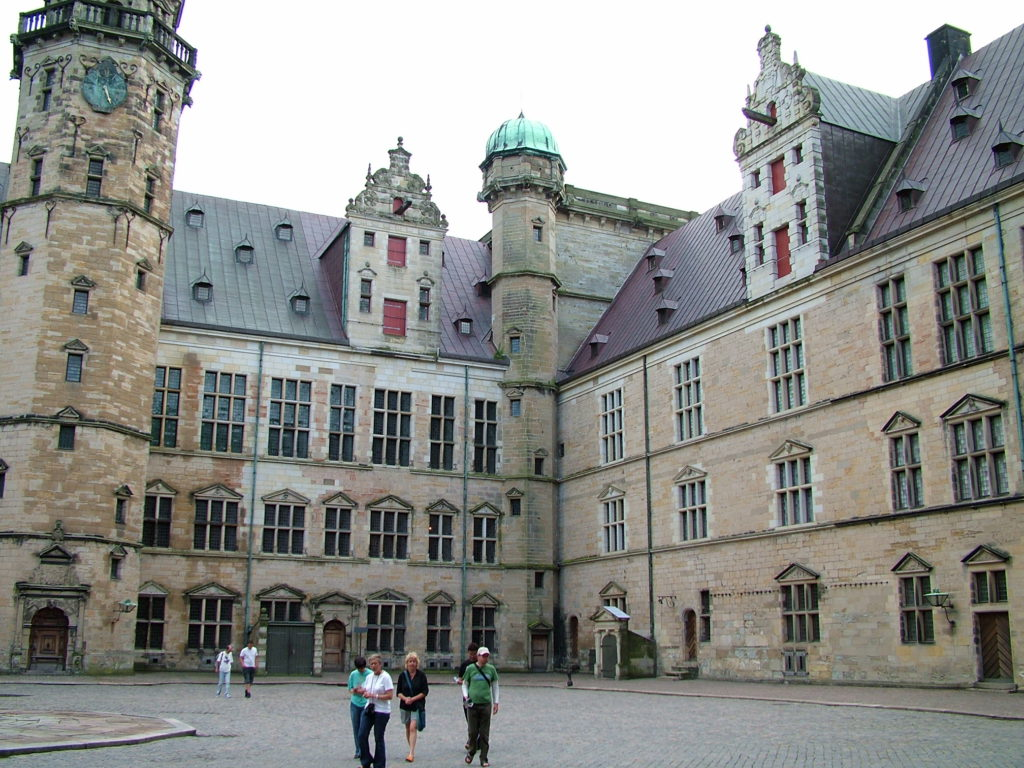 Reisetipsi Danmark er Kronborg slott i Helsingør