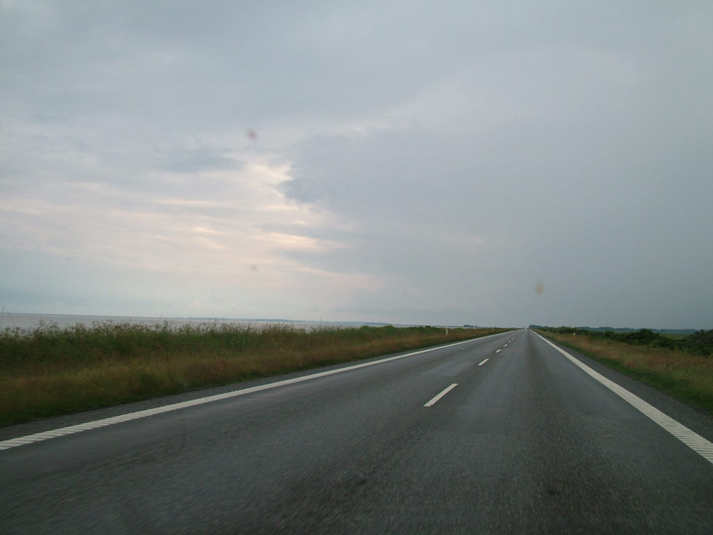 Dansk landevei