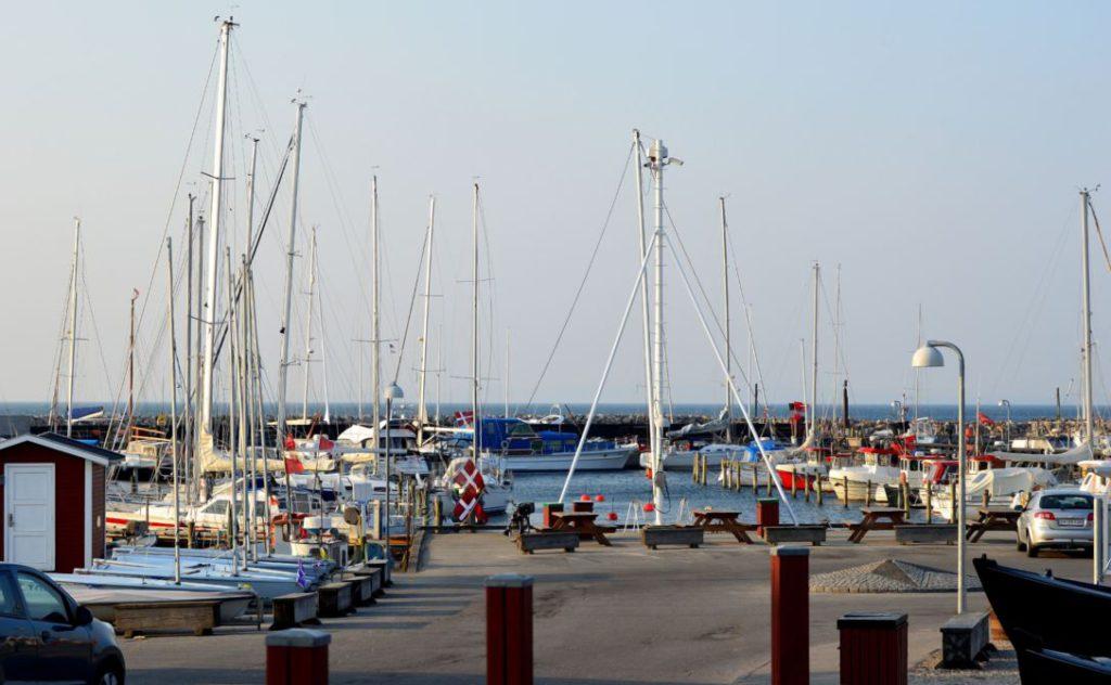 Reisetips Hornbæk Havn København Danmark