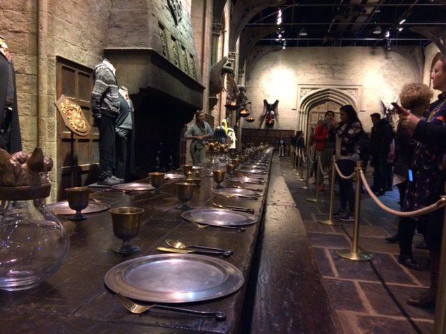 Reisetips, barn, London, barnevennlig, Harry Potter