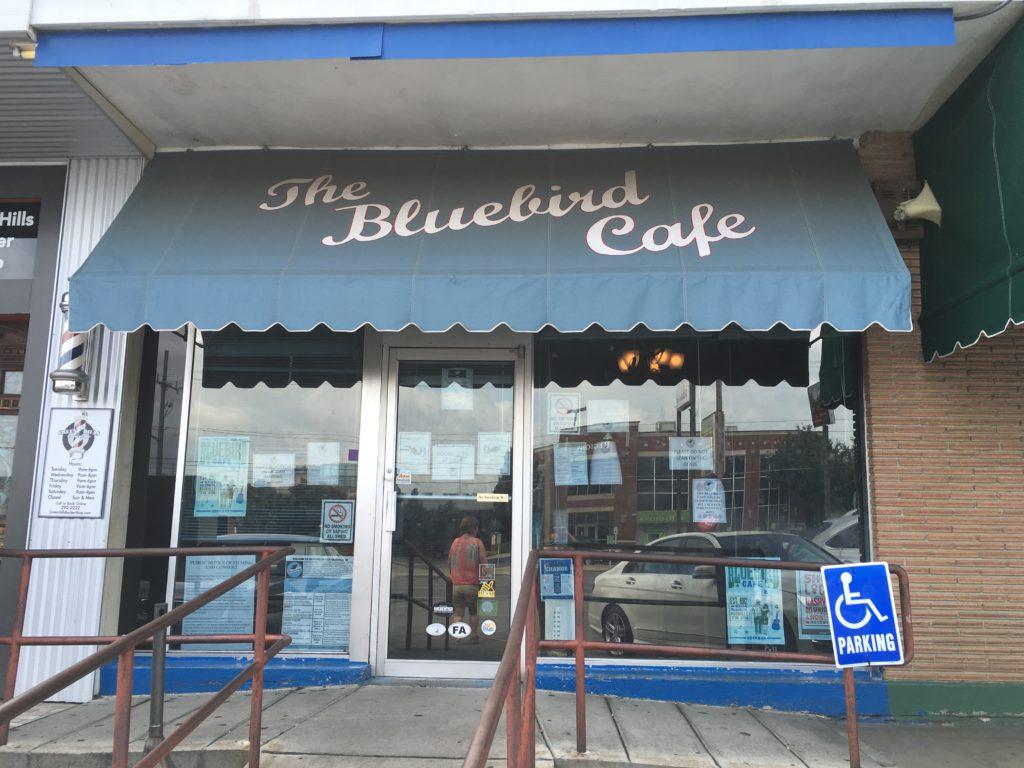 The Bluebird Cafe Nashville er et greit alternativ til The Grand Old Opry
