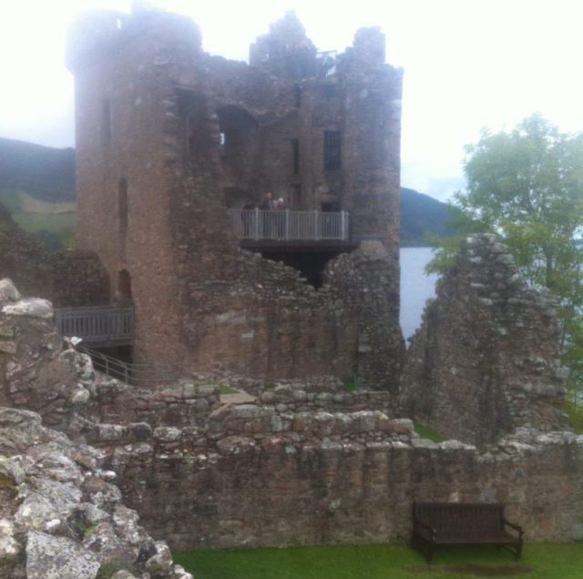 Reisetips Skottland, barnevennlig, slott