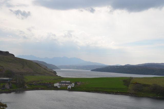 Tone reisetips for Skottland, Aberdeen, Isle og Skye. Helgetur og ferie med barn og familie