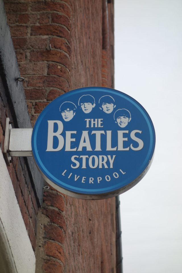 Liverpool i England. En godt reisetips for helgetur i Europa. #Beatles