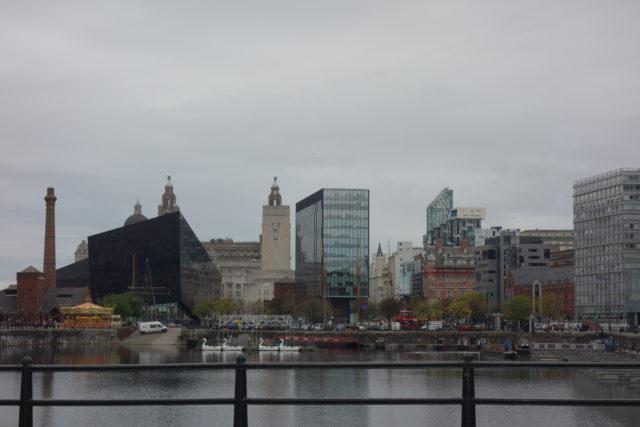 Liverpool i England. En godt reisetips for helgetur i Europa