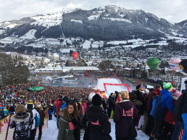 #Kitzbuhel #Tirol #Østerrike #Hanhenkamm #slalom #reisetips #ferie